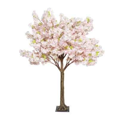 180CM (100cm) PINK CHERRY BLOSSOM TREE (10 Br