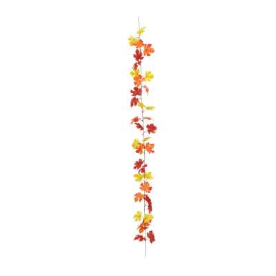 175CM AUTUMN MAPLE X 36 GARLAND