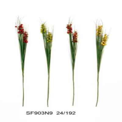 BERRY GRASS STEM X 2