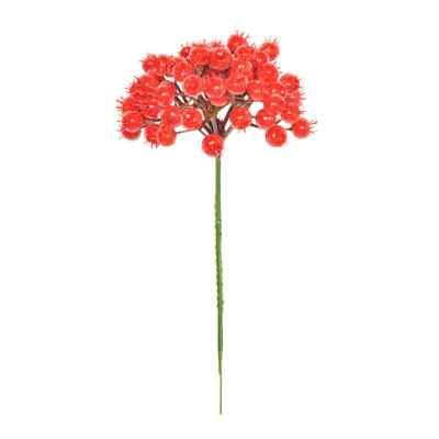 18CM RED BERRY X 54 PICK (IDBP)