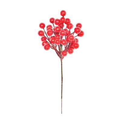 18CM RED BERRY PICK (I D B P)